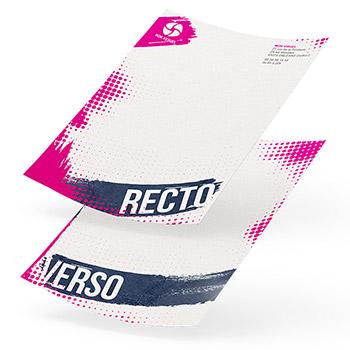 supports imprimés maroc